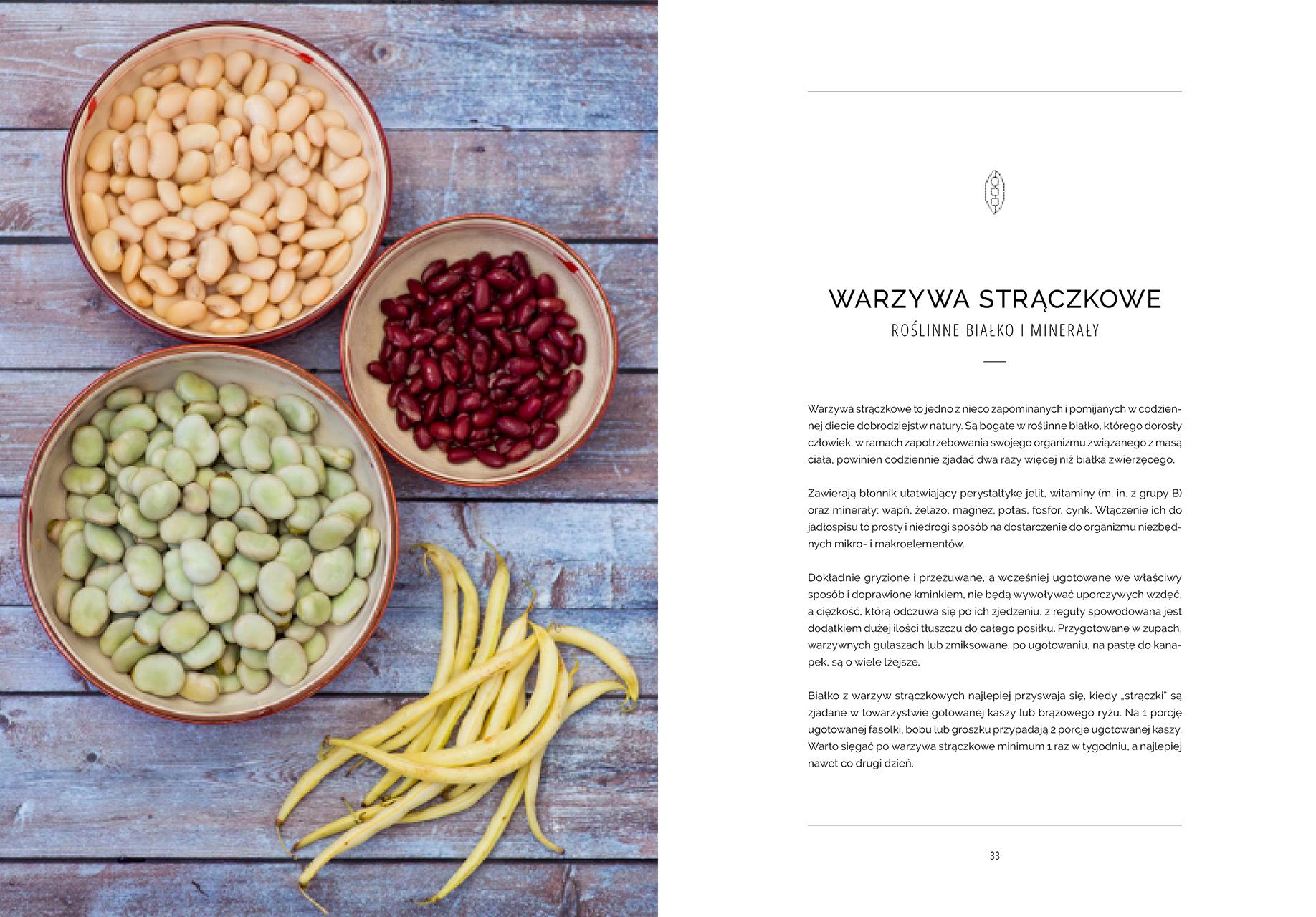 Superfood po polsku - warzywa strączkowe - opis składników