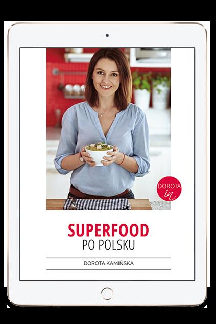 Superfood po polsku - ebook - okładka